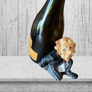 Butler Wine Holder
